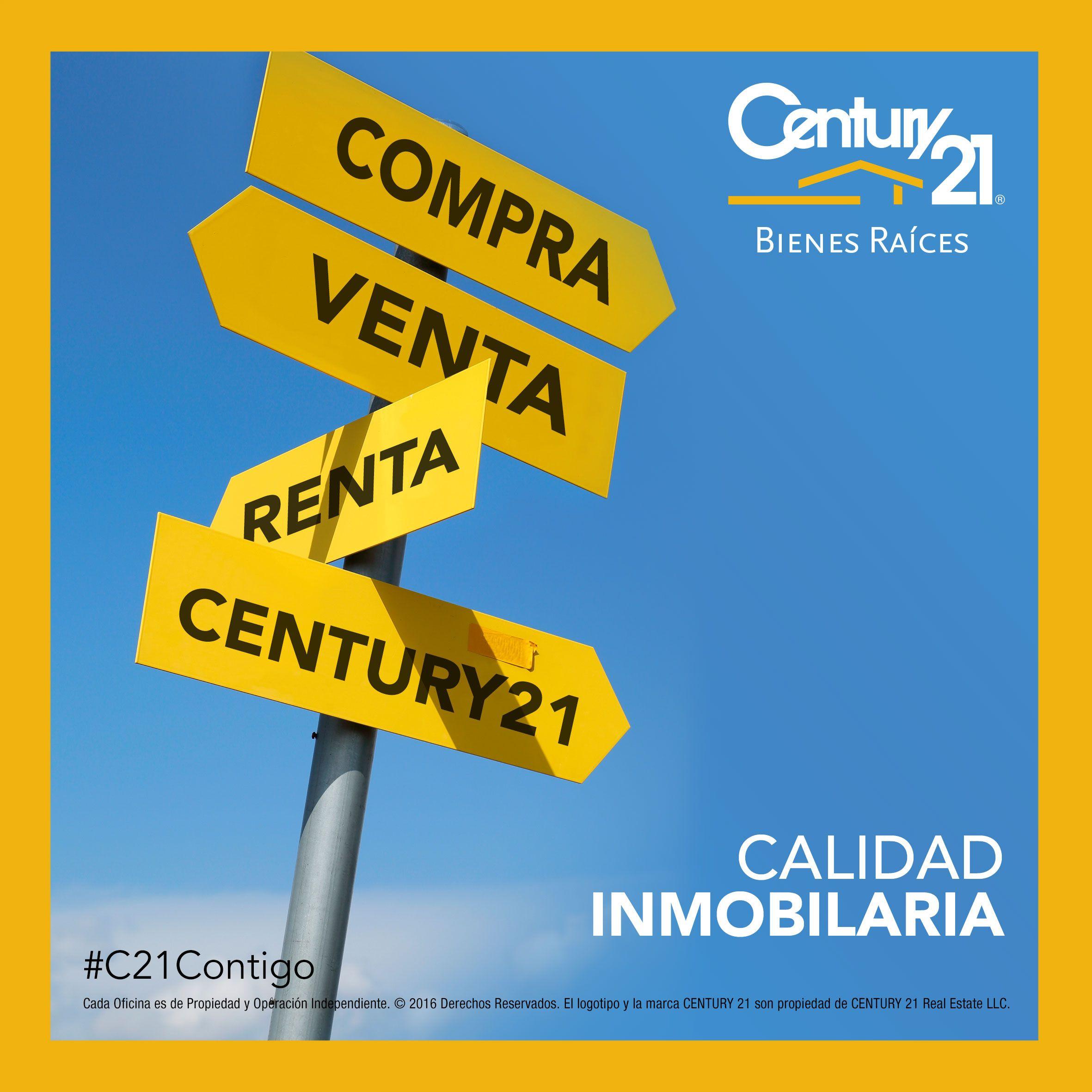 Compra,Vende o Renta con CENTURY 21. ¡Confía en los expertos! contáctanos al (55) 5251 6700 o visítanos en www.century21mexico.com #C21Contigo #CENTURY21MÉXICO #BienesRaíces