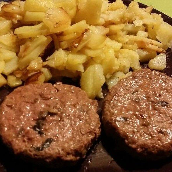 Hamburger Di Tacchino E Olive Con Patate @ Gens Germana Feritate Ferocior Domus