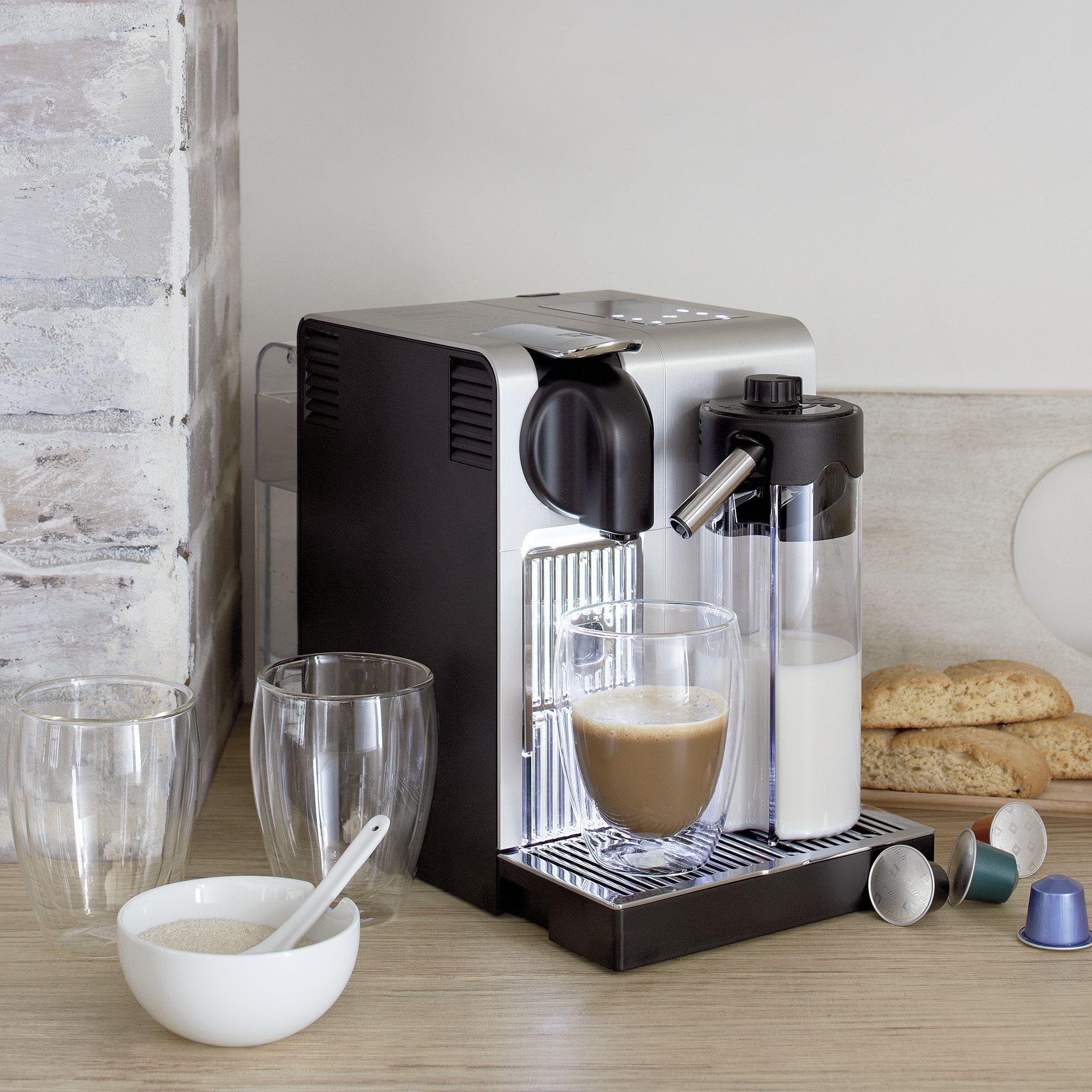 De Longhi Nespresso Lattissima Pro Espresso Maker Vacuum Coffee Maker Cappuccino Machine Breville Espresso Machine