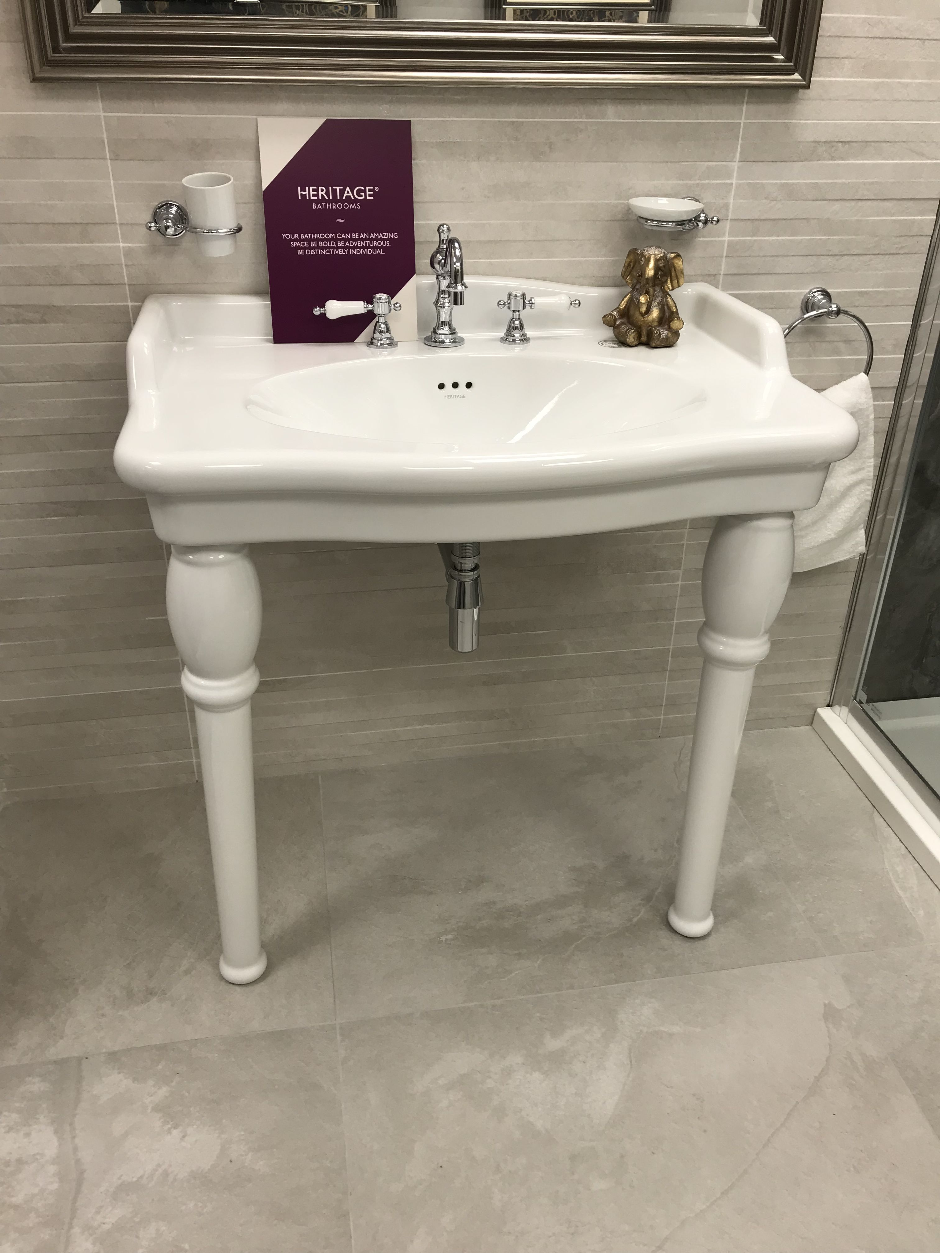 Traditional Basin (With images) | Heritage bathroom ...