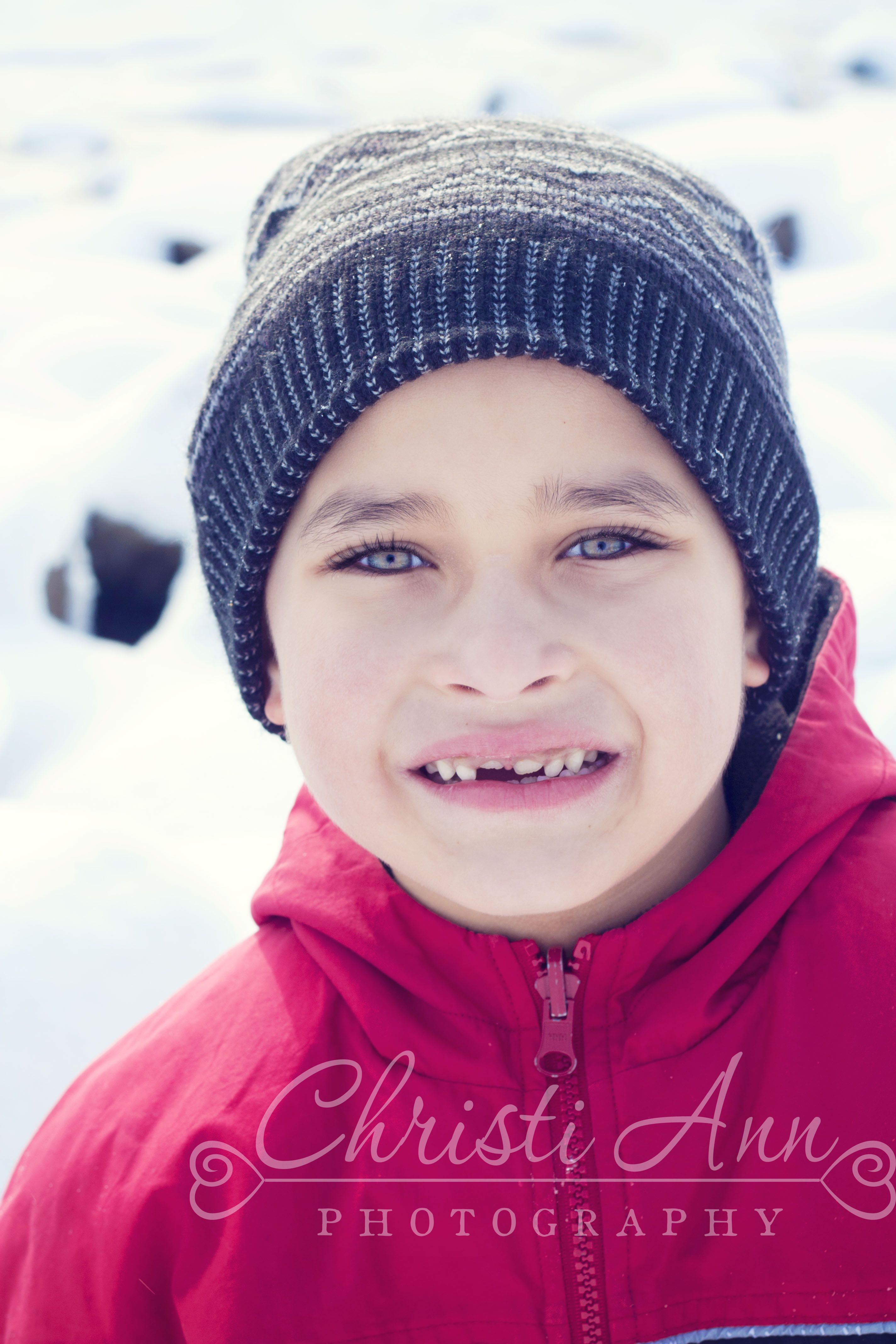 Winter Mini Session-Little Lusker actions