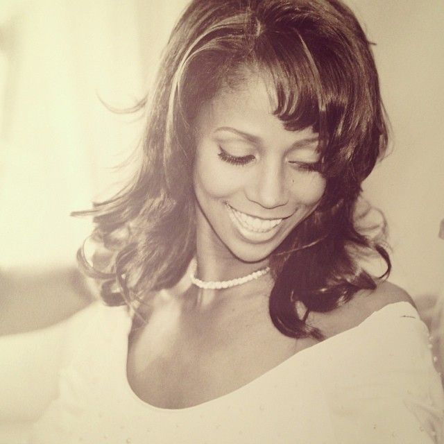 Holly Robinson Peete And Rodney Peetes Vow Renewal Celebrity