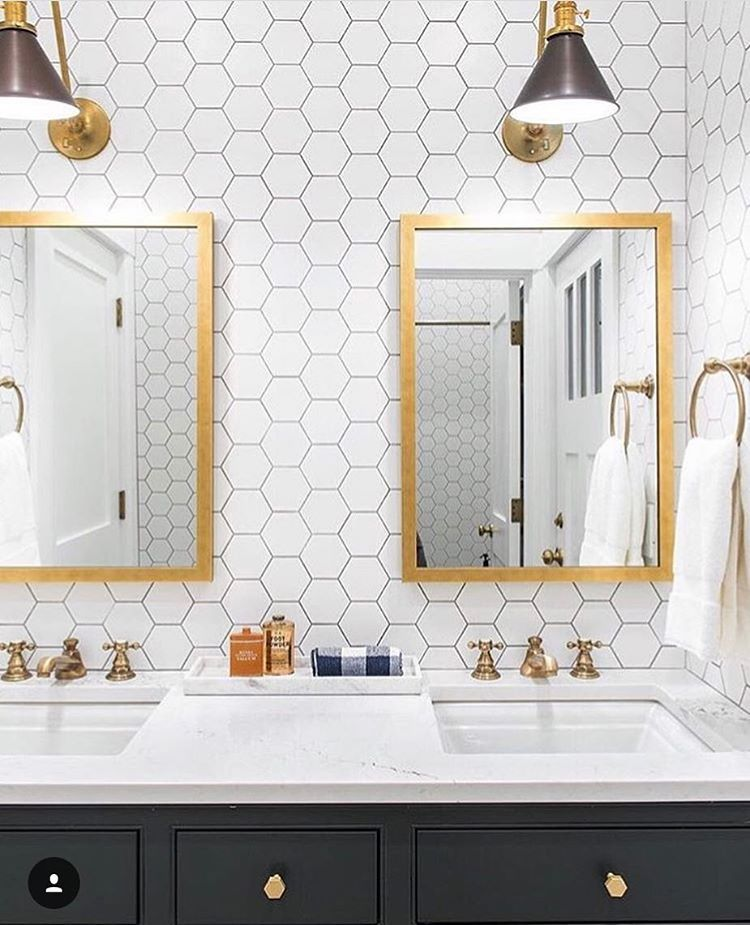 Pin von angie helm interiors auf bathrooms pinterest - Badezimmer novel ...