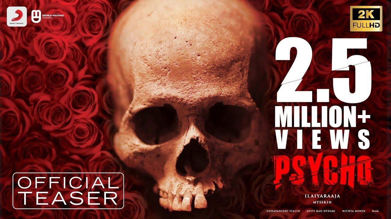 Psycho 2019 Tamil Movie Songs Free Download Movie Songs Psychos Teaser