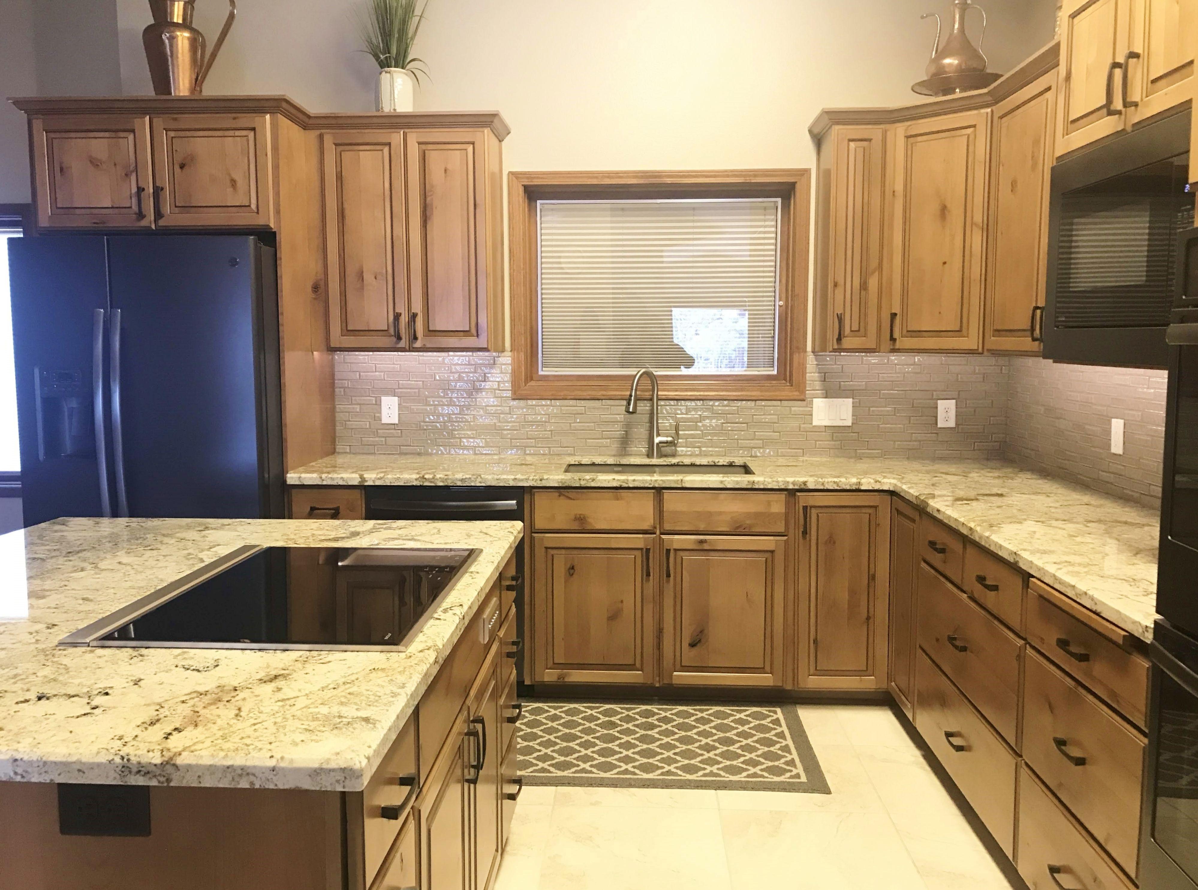 Kitchen Tune Up Flagstaff Az Custom Cabinets In 2020 Custom Cabinets Cabinet Cabinet Design