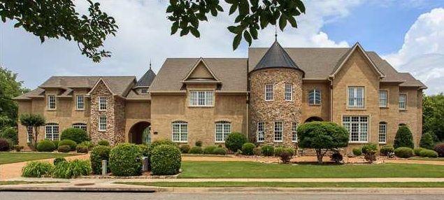 Hampton Cove Huntsville Alabama Luxury Estate Home For Sale Dream