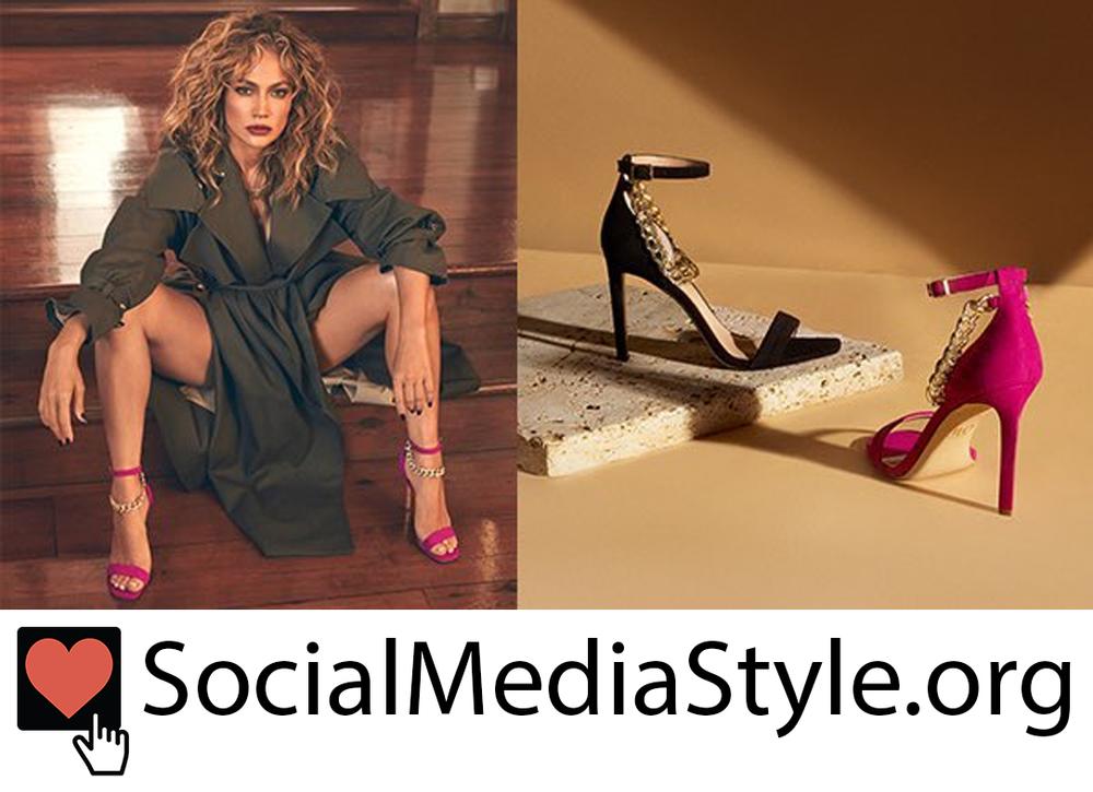 #JLOJENNIFERLOPEZ #Sandals #jlo #jenniferlopez #dsw #pinksandals #shoes