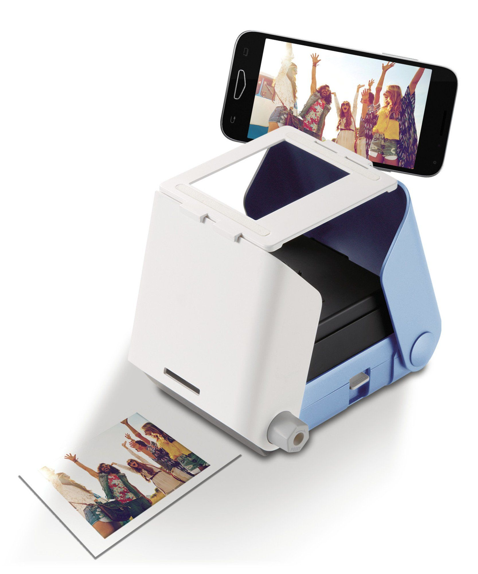 Kiipix Impresora De Fotos Para Smartphone Mx Electrónicos Impresora Fotografica Impresora Impresora Portatil