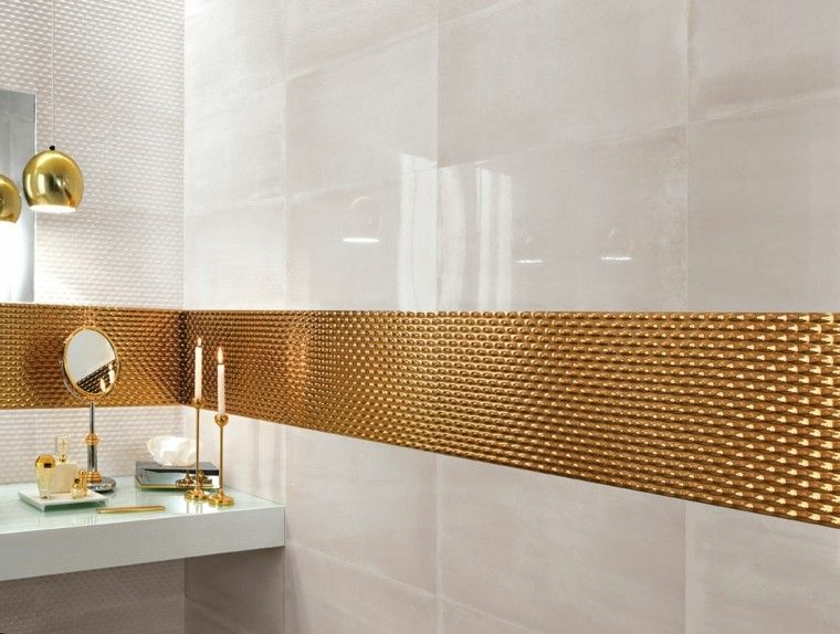 Idée carrelage salle de bain d\'inspiration design | Interiors