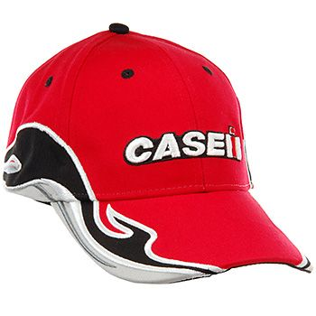 Case IH Youth Flame Cap - Red  68e41545ea06