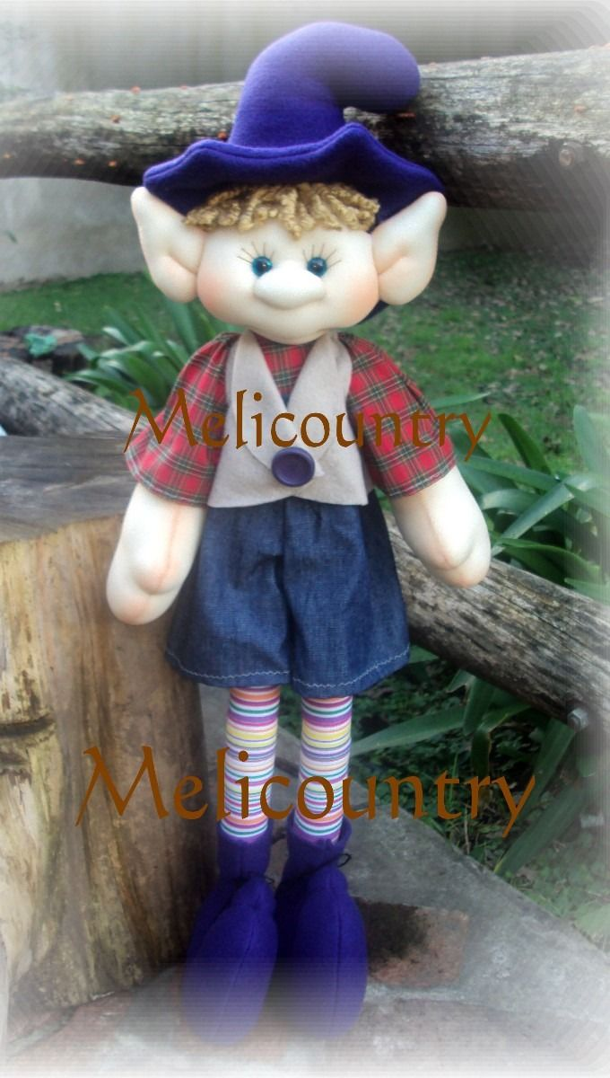 muñecos duendes - Buscar con Google