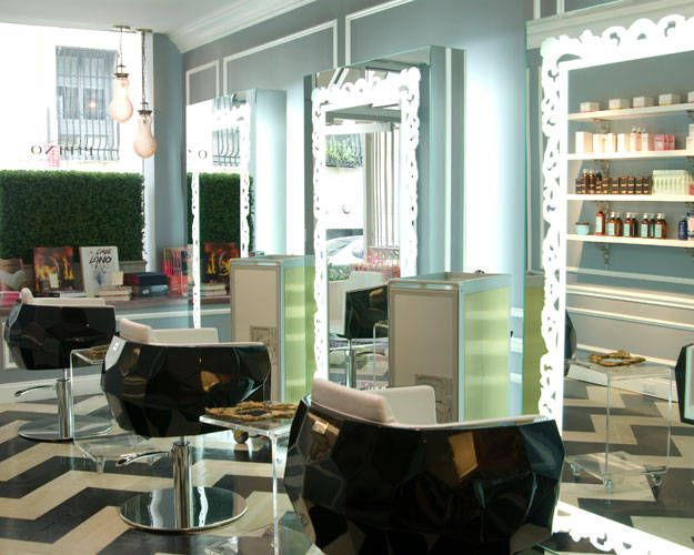 High Style Hair Salons Hair Salon Salon Decor Salon Interior
