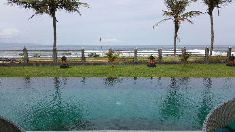 Uitzicht vanuit Villa Sunrise