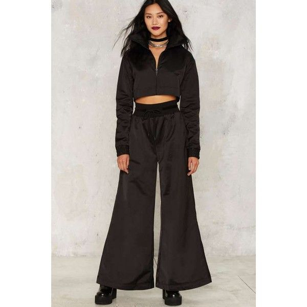 135548928a94 FENTY PUMA by Rihanna Palazzo Pants ( 225) ❤ liked on Polyvore featuring  pants