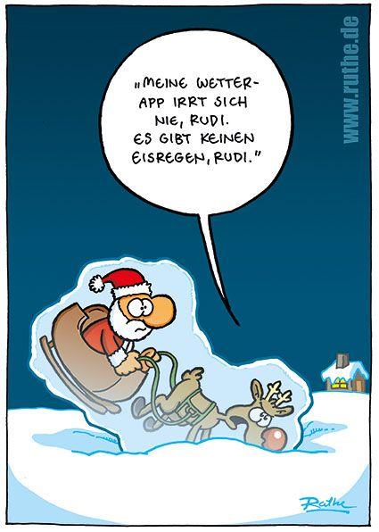 ruthe.de • Willkommen #weihnachtssprüchelustig