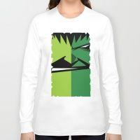Hulk Cute Face Long Sleeve T-shirt