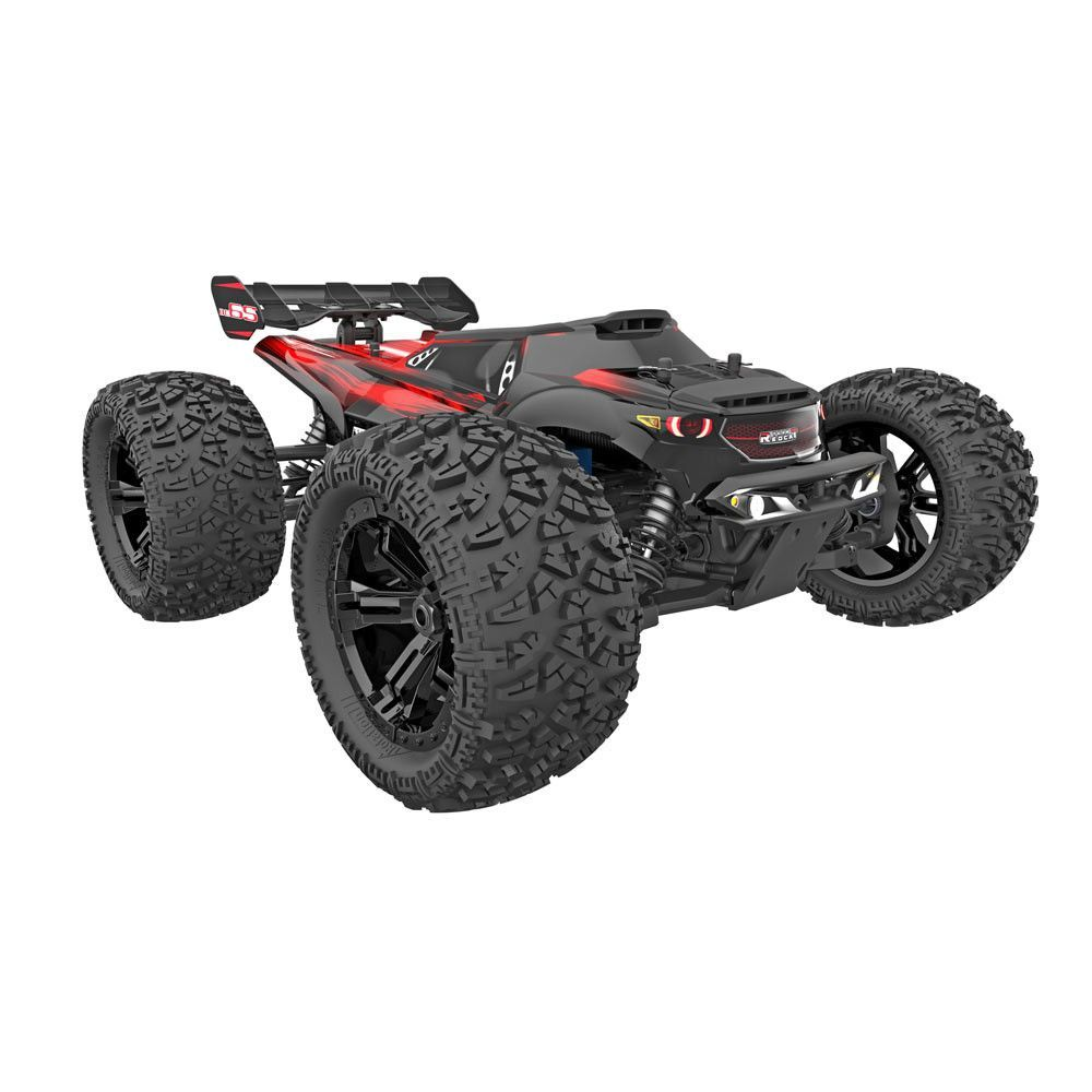 Team Redcat Tr Mt8e Be6s Rc Car Monster Truck 1 8 Scale Brushless Electric By Redcat Proekty