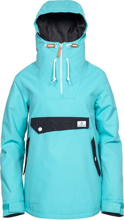 f956236b9ffc Wearcolour (CLWR) Recruit Anorak Women s Snowboard Jacket