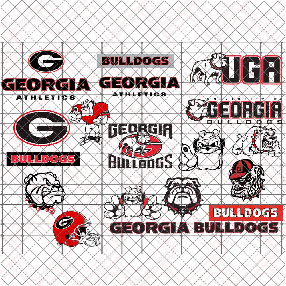 Product In 2020 Football Logo Georgia Bulldogs Bulldogs Football