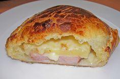 Kassler in Blätterteig mit Käse von pampersbaer   Chefkoch #recipeforpuffpastry