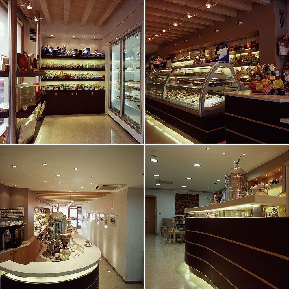 Ice cream shop design ai portici pastry ice cream shop for Piani portici anteriori