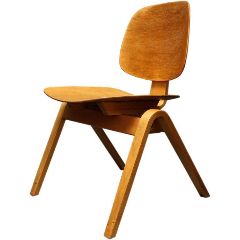 Thonet Bentwood Chair By Joe Atkinson