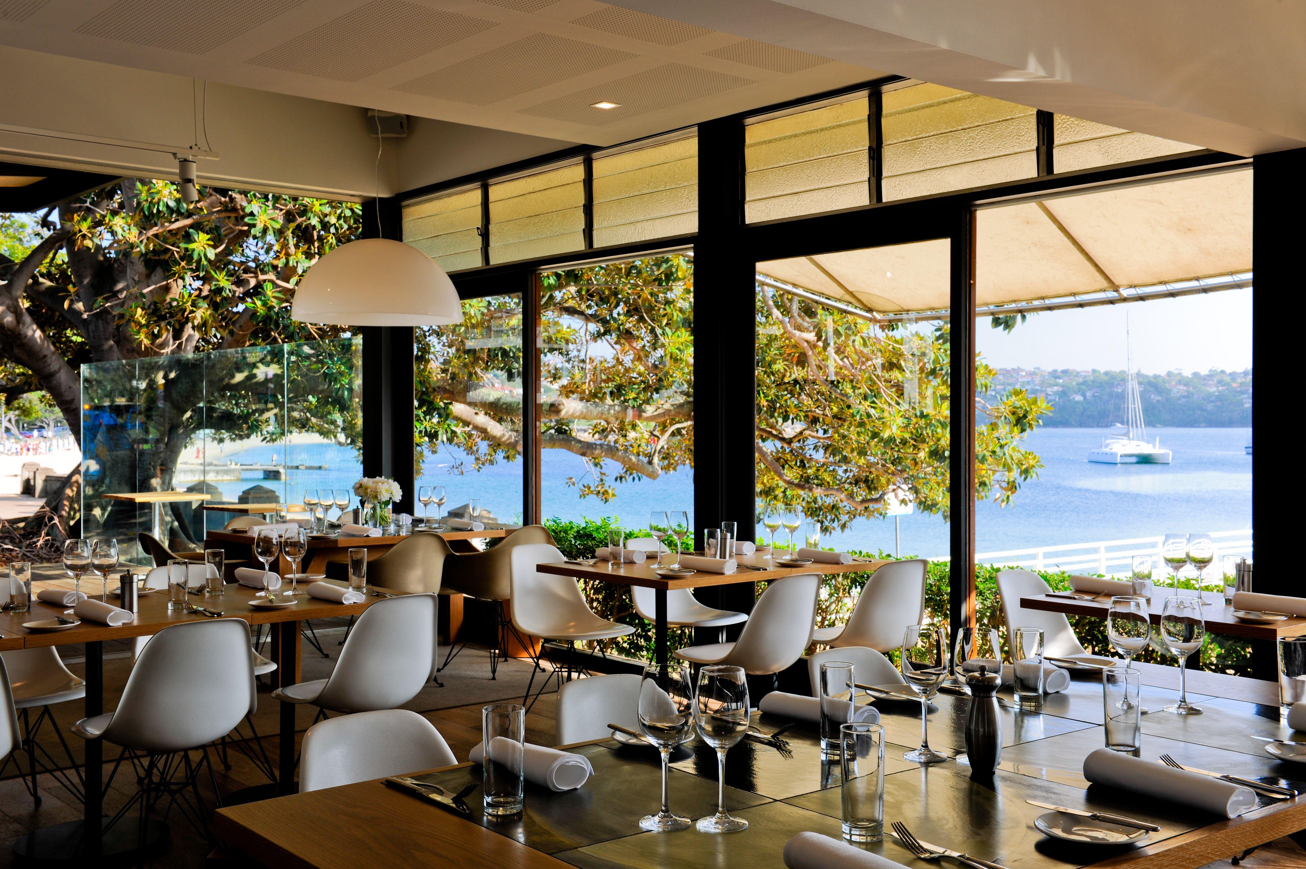 Public Dining Room Balmoral Beach Syd
