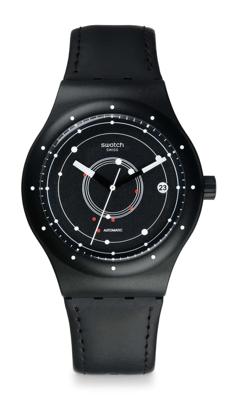 swatch® us sistem black sutb400 watches and timepieces swatch® us sistem black sutb400 black watchesmen