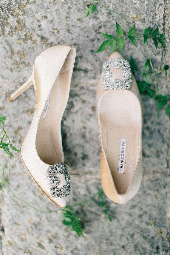 caec3cb425d5 Manolo Blahnik. Manolo Blahnik Wedding Shoes Bride