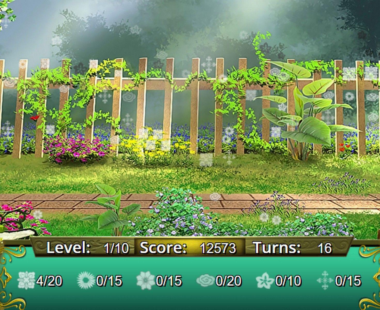 Garden Secrets Hidden Challenge Online games, Free