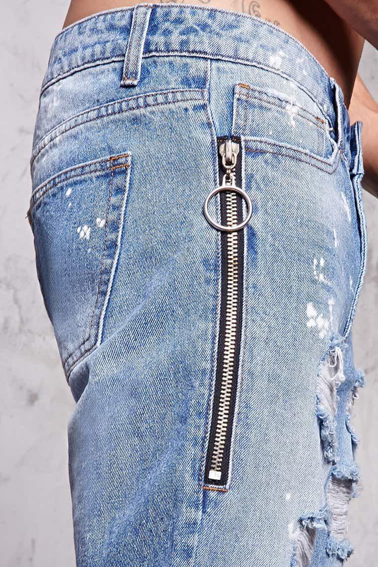 Skinny Jeans Hombre Pantalones Bermudas Jeans 2000113237 Forever 21 Eu Espanol Fashion Pants Jean