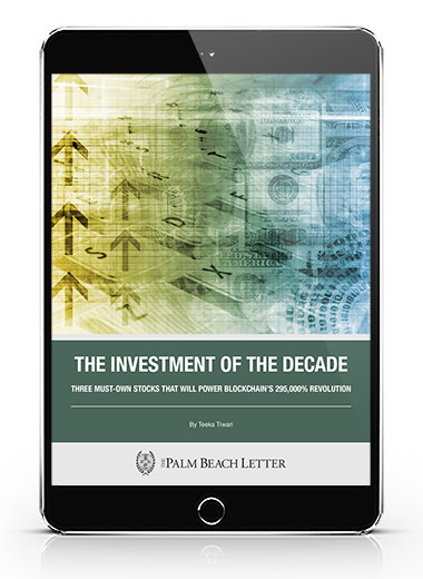 The Investment Of The Decade Three Must Own Stocks That Will