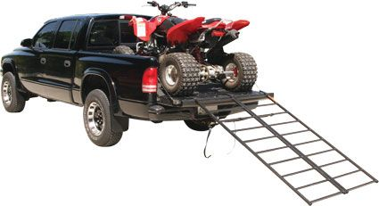 Atv Truck Ramps >> Equipment Loading Ramps Atv Heavy Duty Steel Aluminum Ramp