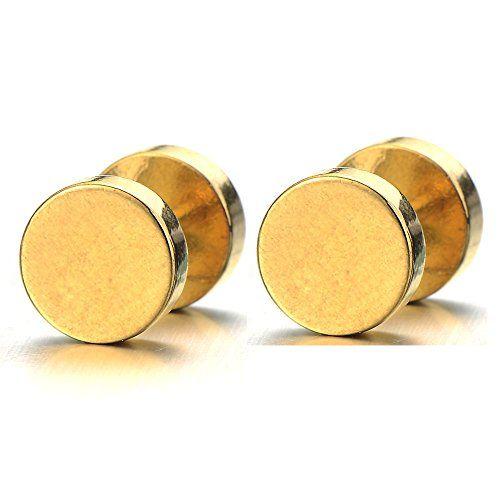 c89428116981b Pin by Monica Villarreal on Body Jewelry & Marks | Mens earrings ...