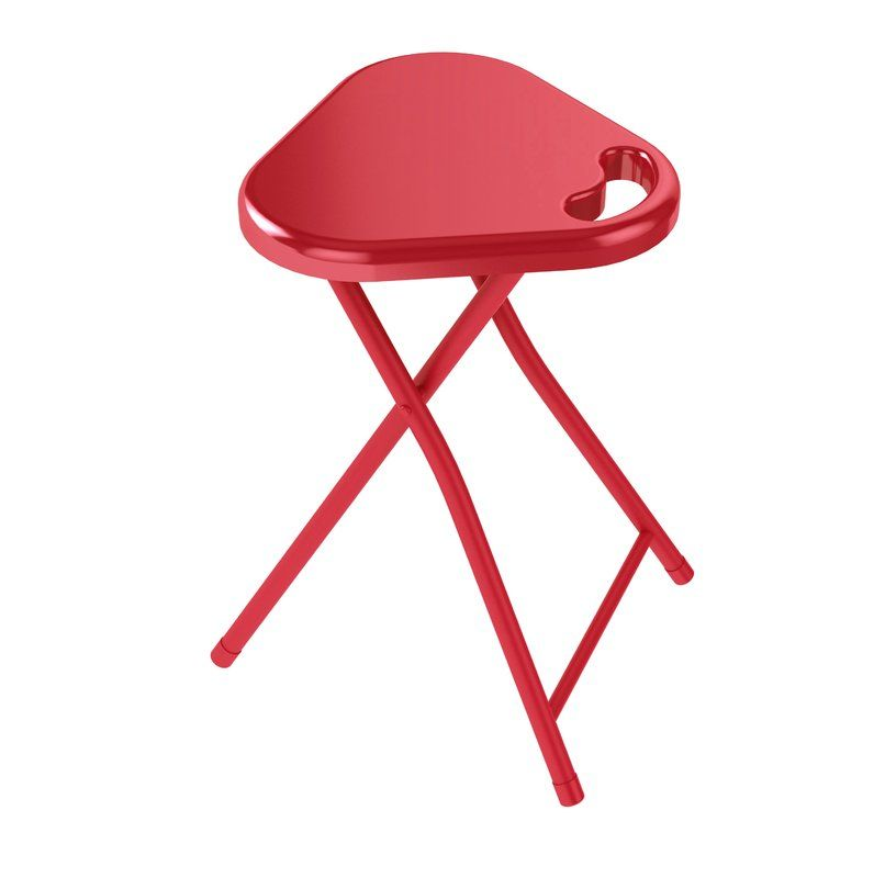 Silvia Folding Stool With Handle Folding Stool Modern Outdoor Furniture Stool