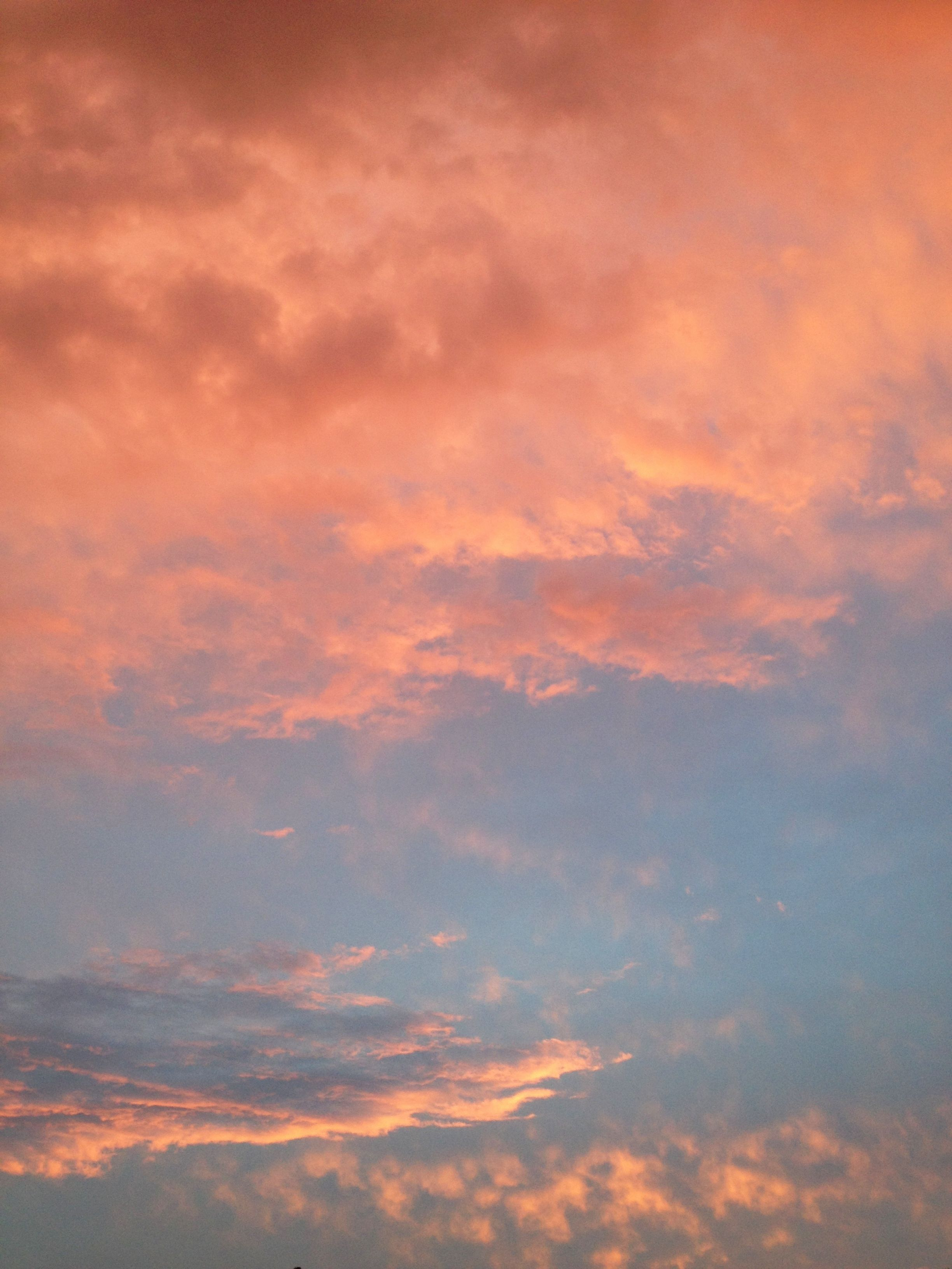 lovely pink clouds at sunset pastel sky sunset painting sunset wallpaper lovely pink clouds at sunset pastel