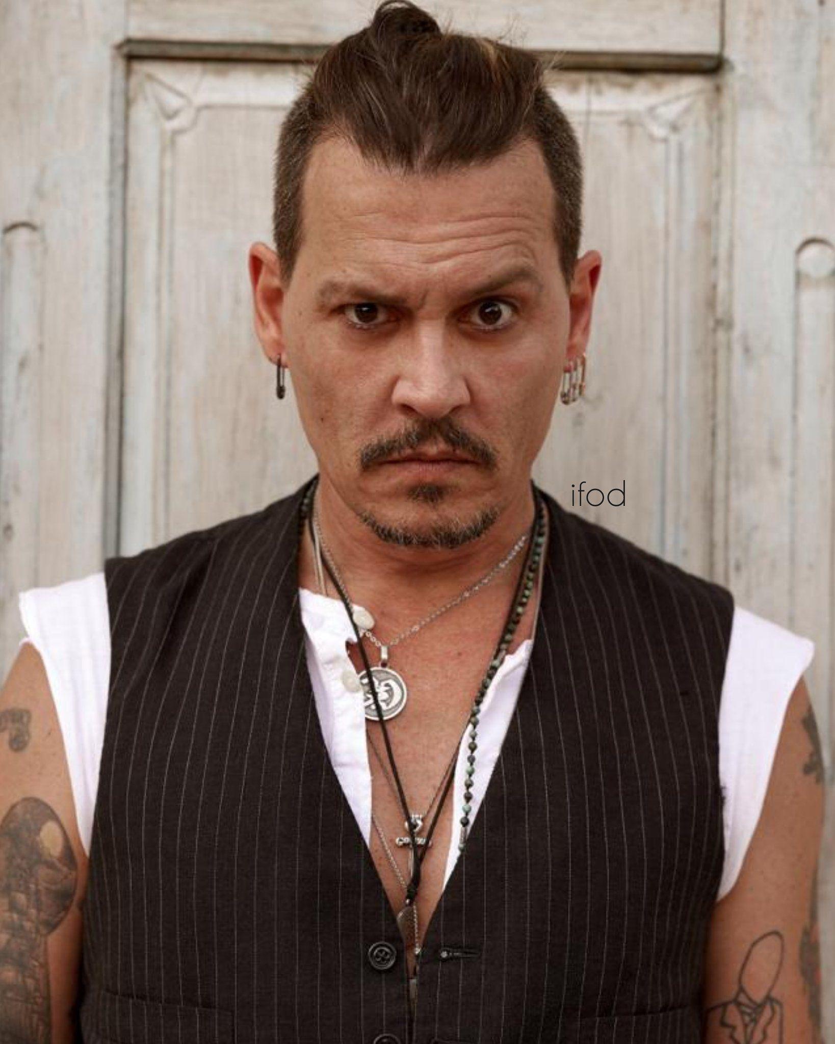 Johnny Depp GQ British Magazine 😍😍 Photo made by Greg