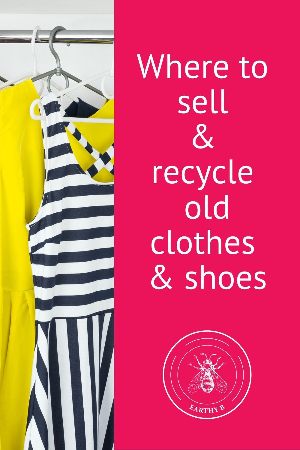 Where To Sell And Recycle Old Clothes And Shoes In 2020 Recycle Old Clothes Selling Used Clothes Sell Old Clothes