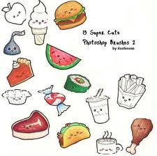 food doodles   Drawing, Doodling & Painting Tips ...