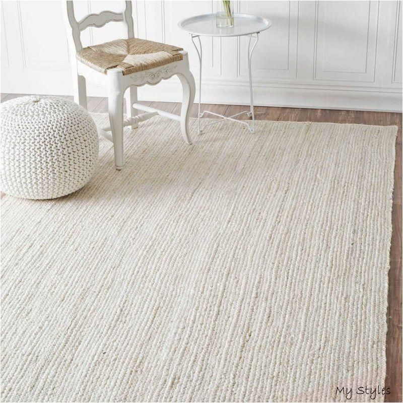 Jun 19 2019 Burrillville Hand Woven White Area Rug Reviews Allmodern White Furniture Living Room White Area Rug Rugs In Living Room