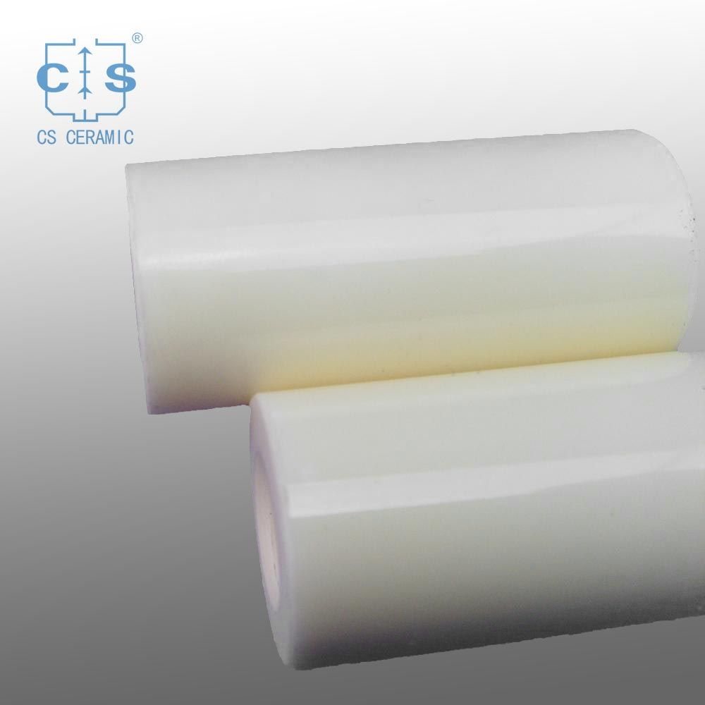 Alumina Ceramic Plate Heater Wholesale Al2o3 Insulation Ceramic Alumina Tube Ceramics Electric Insulators Heating Element