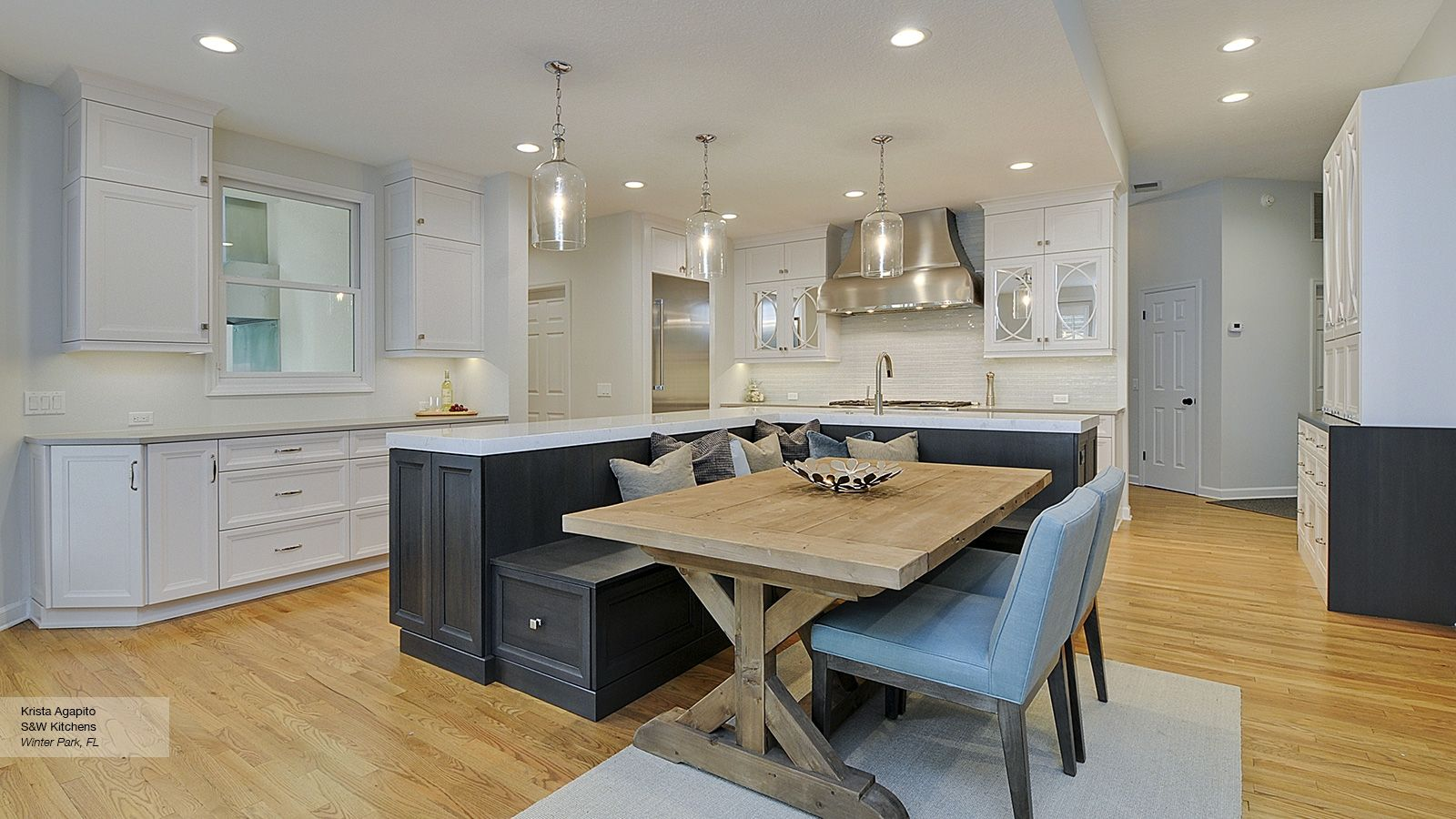 20 Pretty Kitchen Island With Built In Seating Kitchen Island