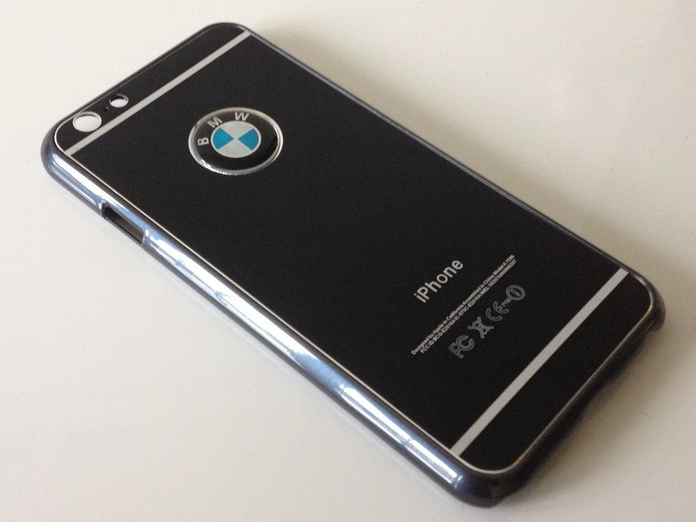 save off fe149 16063 Case for iphone 6 PLUS BMW Design Ultra Slim Metallic Aluminium ...
