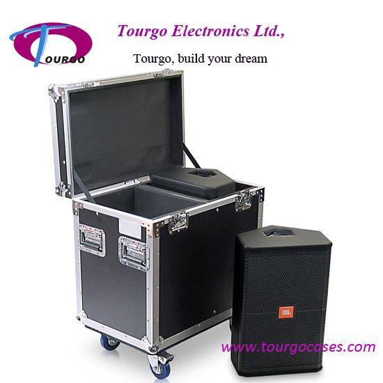 Jbl Srx Pro Audio Equipment Flight Case Cabina Dj Cajas Discotecas