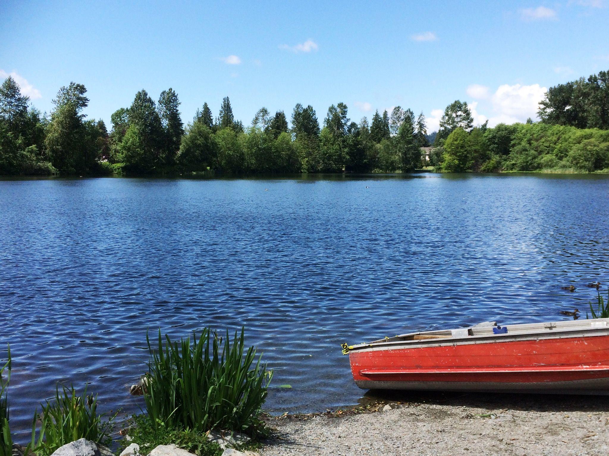 Como Lake Burnaby Bc