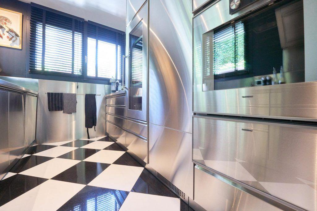 Beispiel Edelstahl Küche Edelstahl Küchen niederwiler Pinterest - küchen aus edelstahl