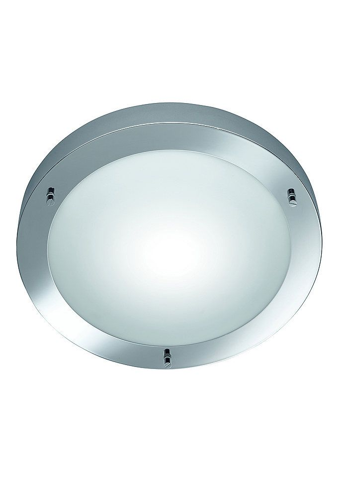 Bad-Deckenlampe, Trio, in 2 Farben (1flg) Jetzt bestellen unter - deckenleuchten für badezimmer