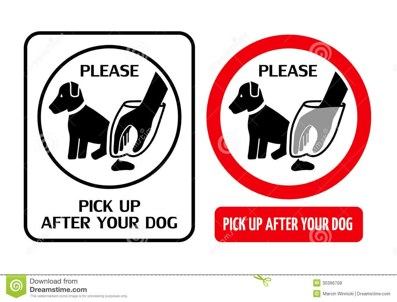 Pick Up Your Dog Poop Sign Google Search Puppy Party