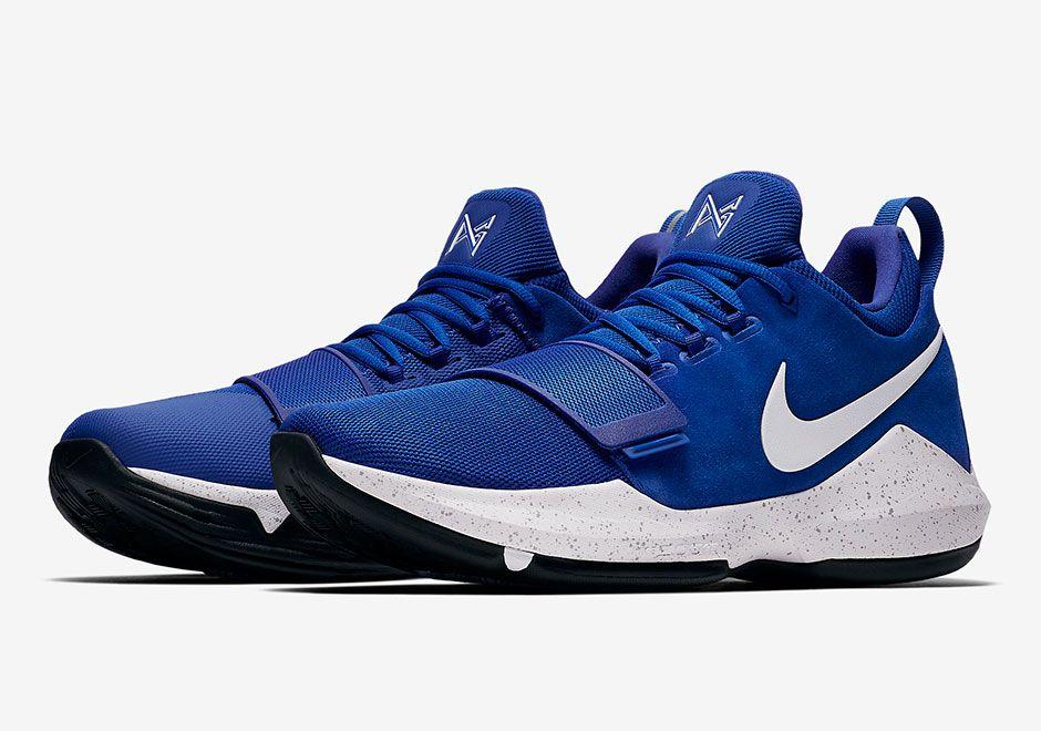 Nike PG 1 Game Royal 878628-400 | SneakerNews.com