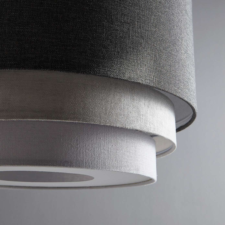 Eclipse 3 Tier Floor Lamp Dunelm Floor Lamp Lamp Floor Lamp Grey